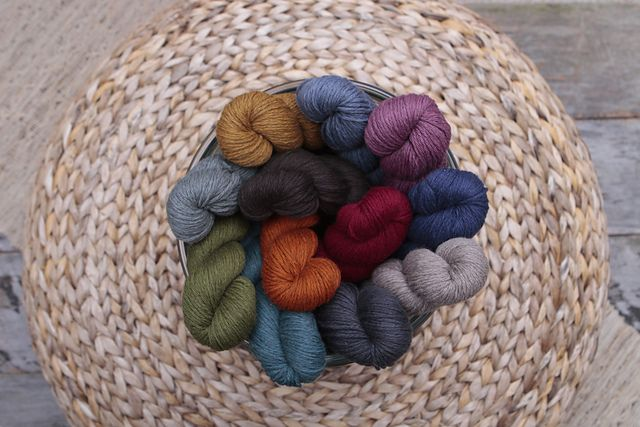 June Cashmere Lace Weight