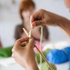 Knitters' Helpline with Melissa Caines