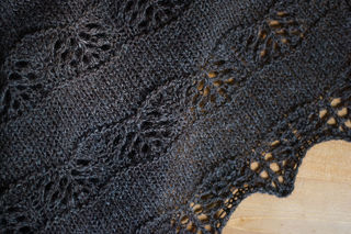 Beginner Lace: Shaelyn Shawl
