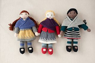 Mary, Millie, Morgan or Ben Doll Class