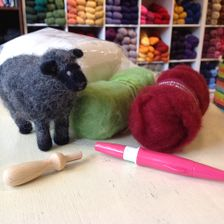 Intro. to Needle Felting
