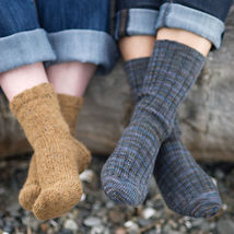Beginner Socks: Cuff-Down