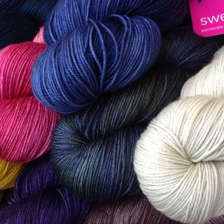 Our Newest Yarn!