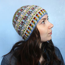 The Art of Fair Isle Knitting: Hats