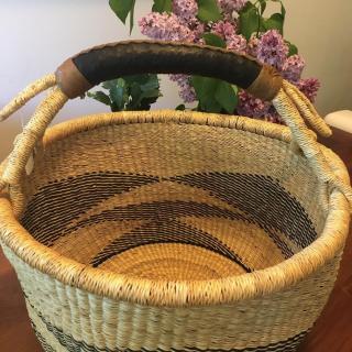 Baba Tree Baskets as Grocery Baskets