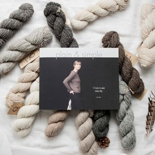 Just Arrived--Plain and Simple: 11 knits to wear everyday