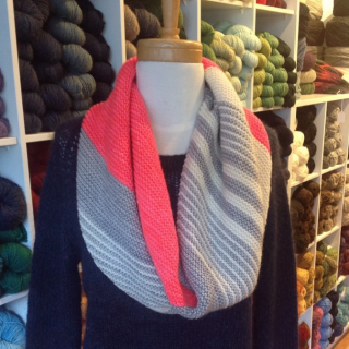 The Portobello Cowl