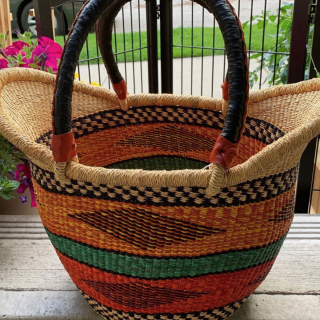 New Baba Tree Baskets Nyariga Totes