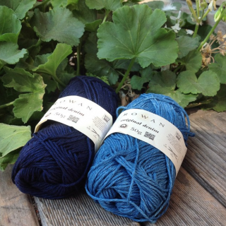 Rowan Yarns Original Denim