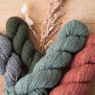 A New Quince & Co Yarn