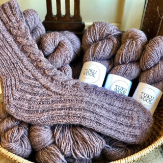 Adventures in Toe Up Sock Knitting Class 2019