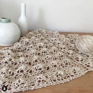 Linen and Lace Knitting