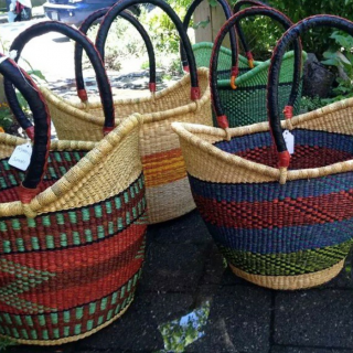 Summer Baba Tree Baskets