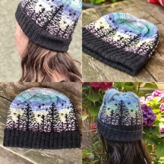 The Alaska Hat - a Virtual Knitting Class