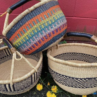 Baba Tree Basket Rounds