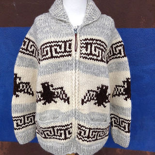 Hand Knit Cowichan-Inspired Sweaters