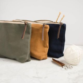 Canvas Tool Pouches