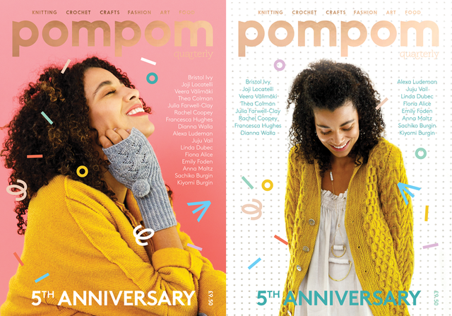 "Pom Pom <a href=""https://www.pompommag.com/5th-anniversary-issue-21-official-preview/"">5th Anniversary Issue</a>"