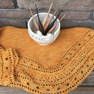 Learn to Crochet Lace Class July 2019