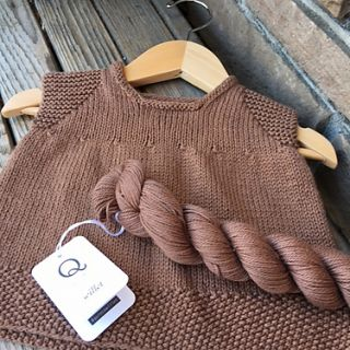 Willet is Perfect for Summer Knitting