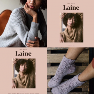 Laune Magazine Issue 8 Still Available