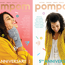 PomPom Magazine Has Arrived!