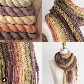 Aiona Scarf in Willet