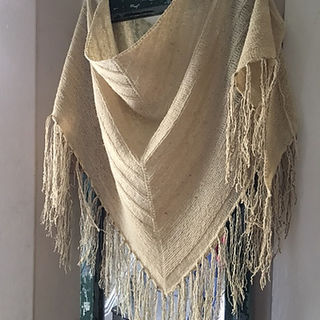 Farmhouse Shawl