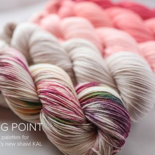 Fading Point Yarn Sets