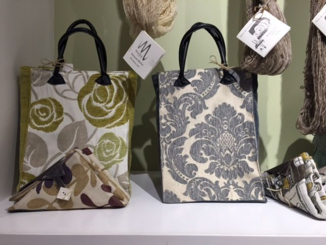What's New:  Kas Designs Knitting/Project Bags