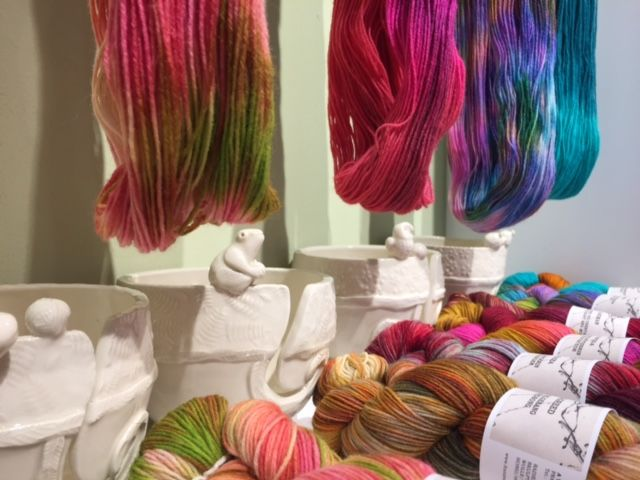 Beautiful New Colours of Sockenwolle