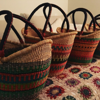 New Year of Baba Tree Baskets