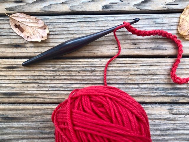 Learn to Crochet Class