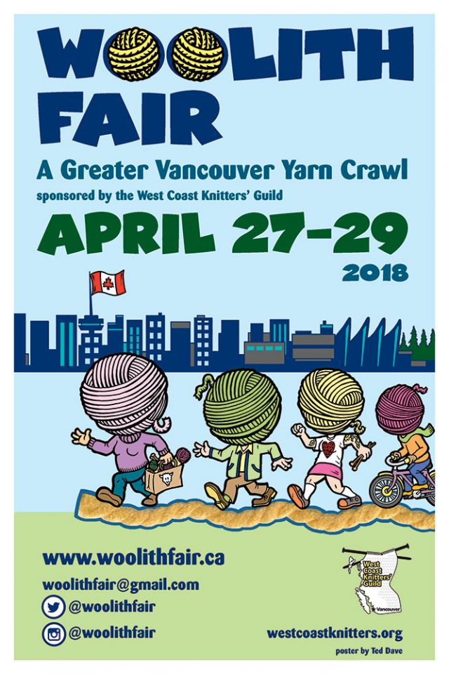 Woolith Fair Yarn Crawl