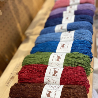 Silky Wool Sale 2020