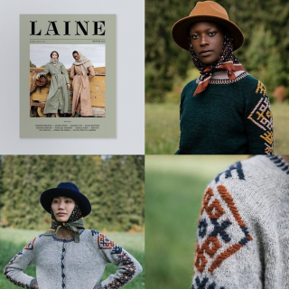 Extra Copies of Laine Magazine Issue 10