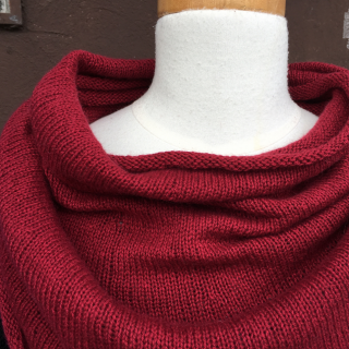 Cowl in June Cashmere