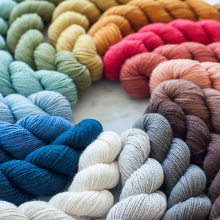 Willet--Our Newest Yarn