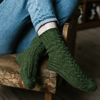 Adventures in Toe Up Sock Knitting Class March 2019