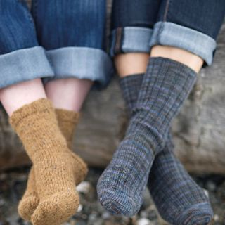The Joy of Hand-Knit Socks