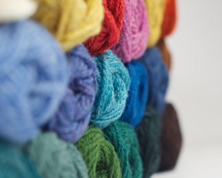 Fibery Goodness for Knitters and Crocheters!