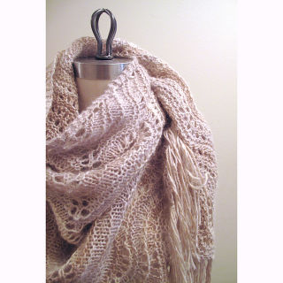 The Feathering Shawl