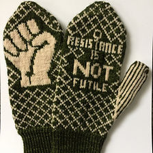 The Art of Fair Isle Knitting: Hats and Mittens