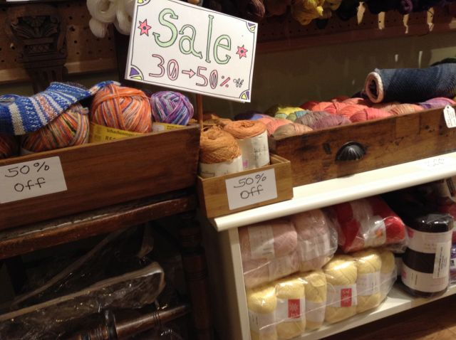 A peek at our Sale Corner