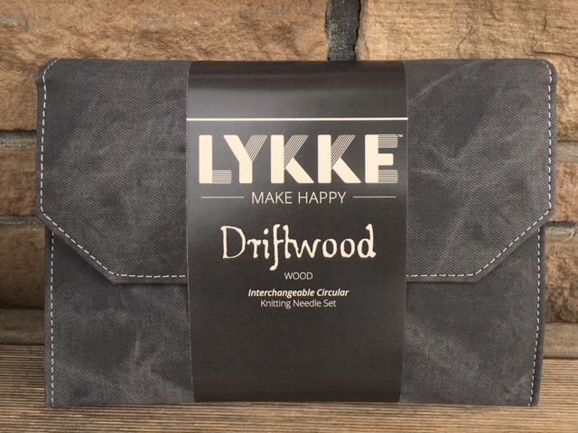 What's New: Lykke Driftwood Intechangeable Needle Set