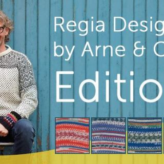 What's New:  Arne & Carlos Sock Yarn Edition 2