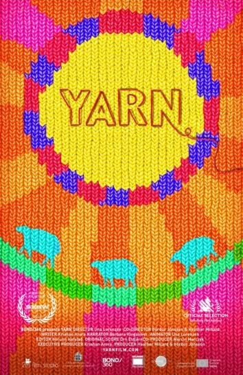Documentary Film YARN at VIFF