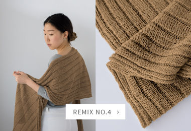 "<i><a href=""http://www.ravelry.com/patterns/library/mix-no4"">Mix No. 4</a></i> in Shibui Twig"