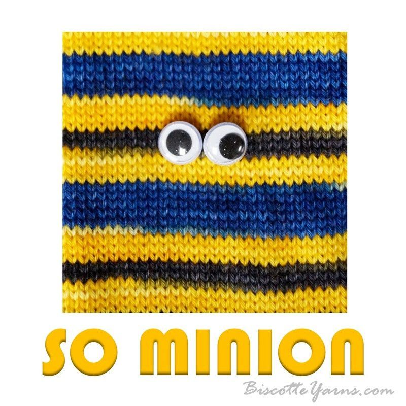 Bis-sock Minion