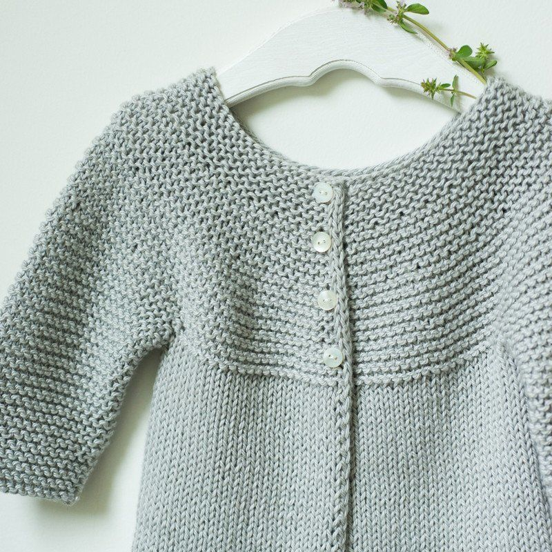 Little Willet Cardigan in Willet